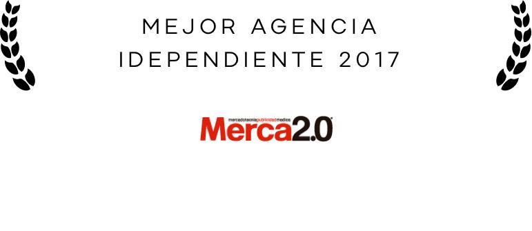 Mejor agencia independiente fuera de la Ciudad de México.
